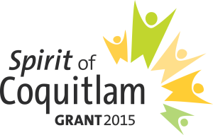 2015 Spirit of Coquitlam Logo