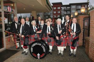 Port Coquitlam Legion Pipe Band