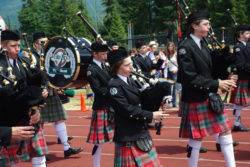 White Spot Pipe Band